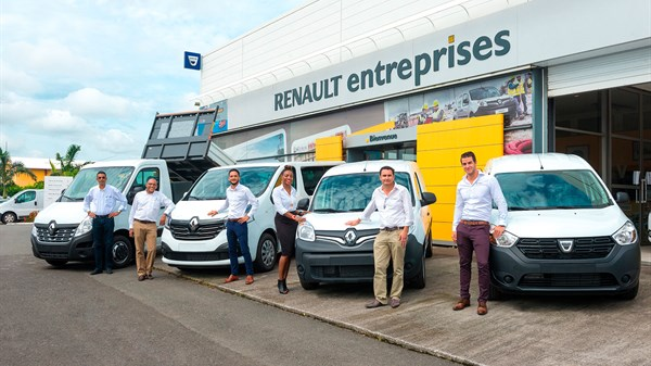Les Services Renault Enterprise